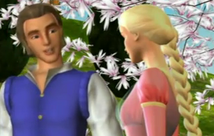 Rapunzel and stefan
