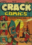 Crack Comics Vol 1 12