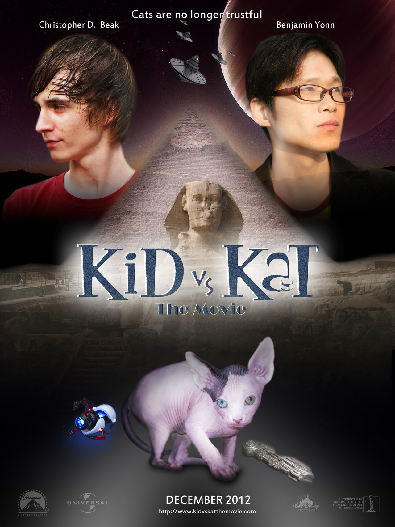 Kid vs Kat movie