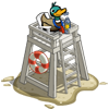 Lifeguard Tower-icon