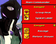 Alien commander ninjago
