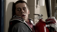 Stiles after attack