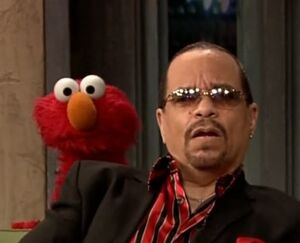 Ice t elmo