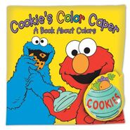 Cookie&#39;s Color Caper