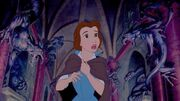 Belle Frightened