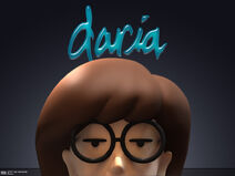 3d Daria Wallpaper by S C