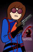 Daria Agent of Cobra by S C