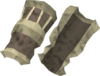 Mercenary&#39;s gloves detail