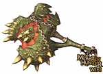 Deviljho Hammer