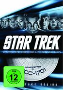 Star Trek USS Enterprise DVD (region2 )