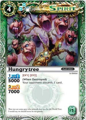 BS01 -battle spirits set 1 -spirits. 300px-Hungrytree2
