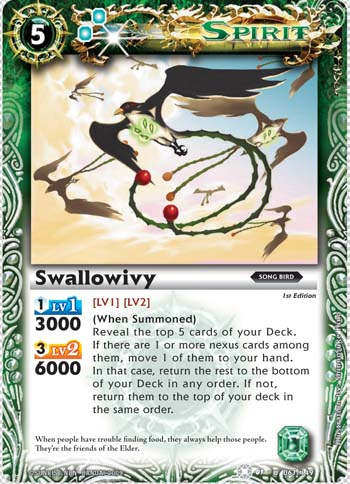 The First of many Swallowivy2