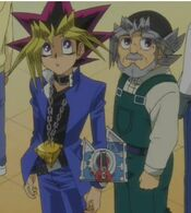 Solomon and Yugi