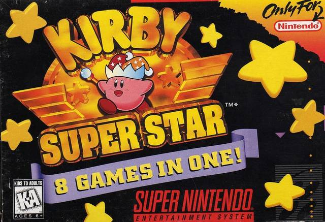 KIRBY SUPERSTAR IMAGE