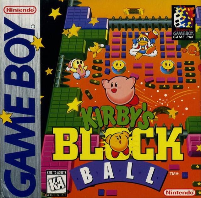 GAME BOY Top 5 des plus belles boites KBB_Boxart