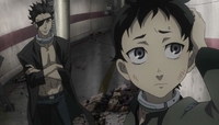 Ganta talks to Senji
