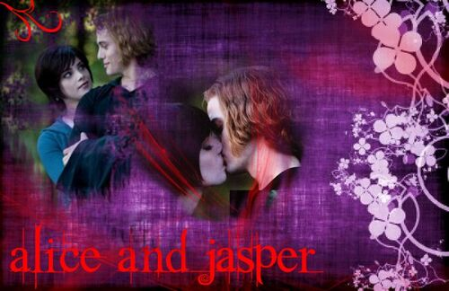 Alice and Jasper wallpaper for Scarly