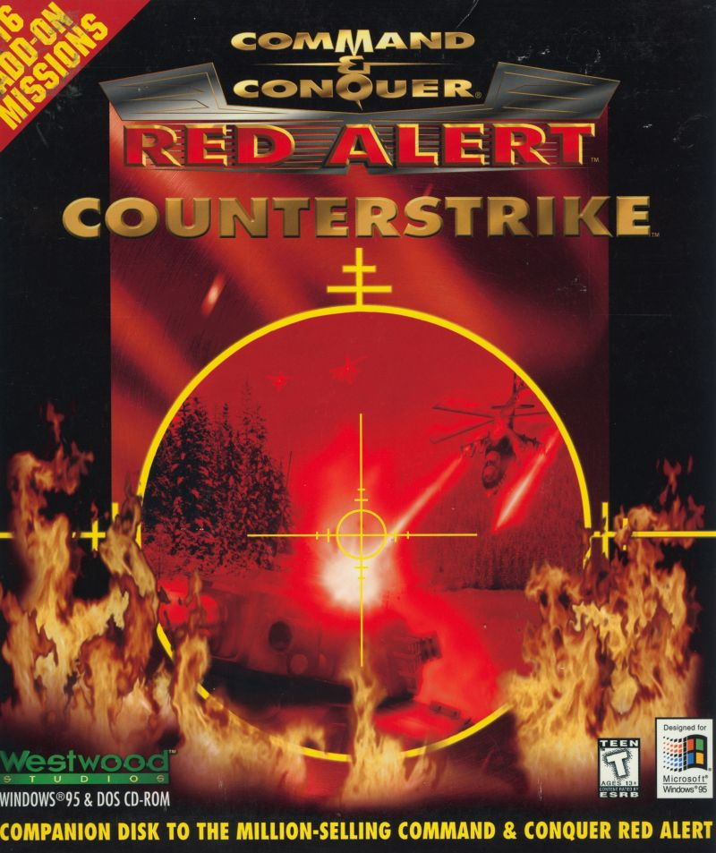 Command & Conquer Red Alert - The Aftermath