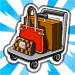 Luggage Cart-icon