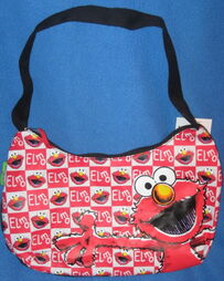 Accessory innovations elmo handbag 1
