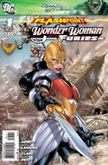 Flashpoint Wonder Woman and the Furies Vol 1 1