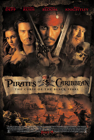 influences , hommages et coincidences - Page 26 302px-Pirates_of_the_Caribbean-_The_Curse_of_the_Black_Pearl_Theatrical_Poster