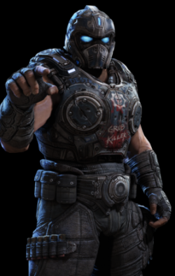 How To Craft Characters In Gears Of War