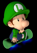 Baby Luigi