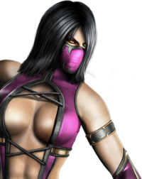 Versus Mileena (MK9)
