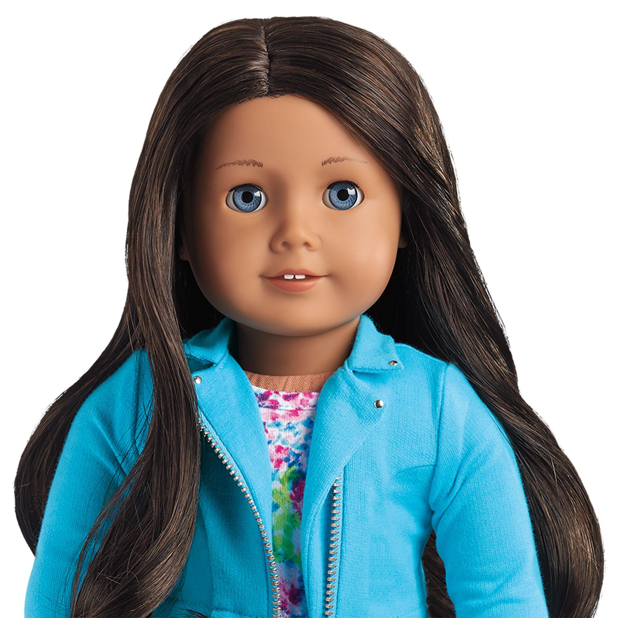 Dolls With Black Hair And Blue Eyes | Dark Brown Hairs