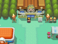 Johto Safari Zone