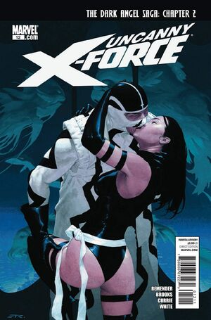 Uncanny X-Force Vol 1 12