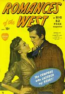 Romances of the West Vol 1 1