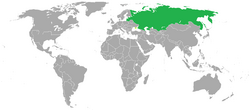 Locator Map of the USSR