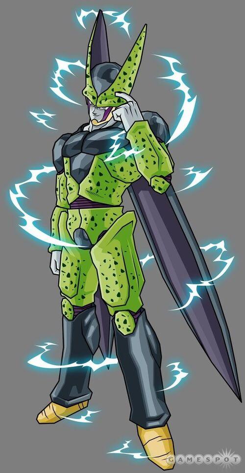 Image super perfect ultra dragon ball wiki - Super cell dbz ...