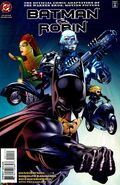Batman & Robin Comic Book Cover 2