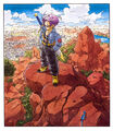 Dragonballkai-trunks-artbook-toriyama-dbz-01