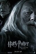 Normal poster DumbledoreSnape