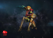 Metroid Other M Screensaver 3