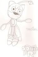 Tails Doll HYRO