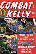 Combat Kelly Vol 1 8