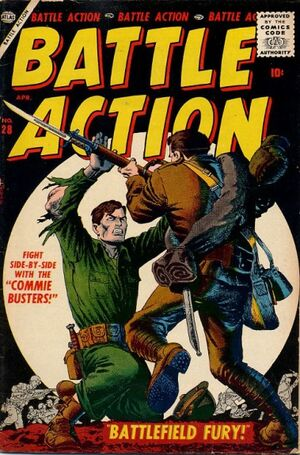 Battle Action Vol 1 28