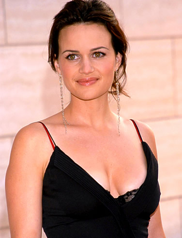 Carla Gugino is one of the actresses in the Spy Kids series.