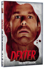 Dexter S5 DVD