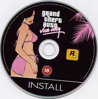 GTA Vice City CD 1