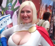 Power Girl CC