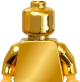 Gold Minifig