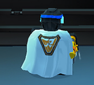 Engineer With Assembly Cape