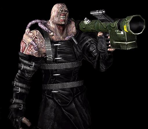 Should Nemesis Retain His Rocket Launcher In Remake 3 Resetera