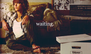 Tegoshi Yuya Waiting by jumigrace
